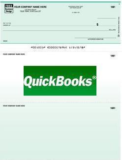 Laser Checks compatible with QuickBooks
